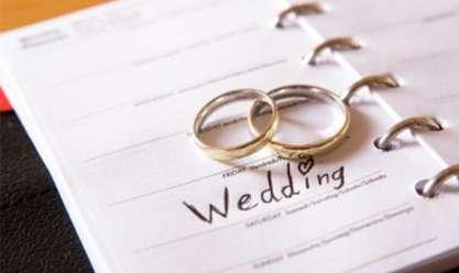 ميزانية الزفاف قد تصبح غير مكلفة – 10 افكار بسيطة ومبتكرة